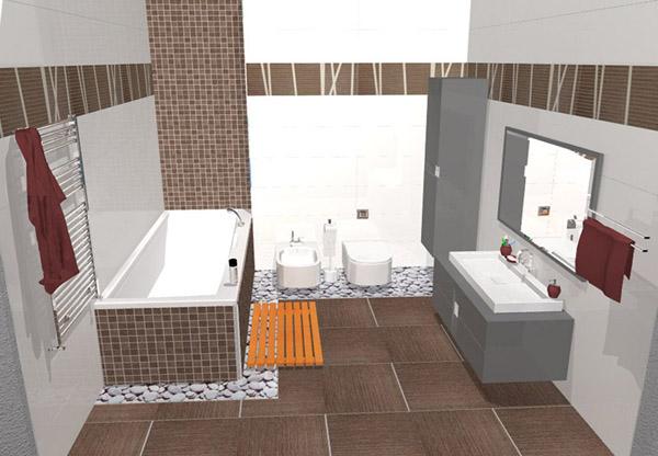 Carrelage salle de bain paris 16 devis online saint for Ambiance carrelage st malo