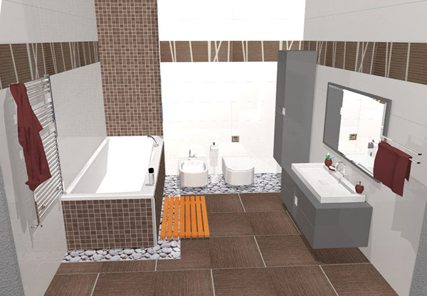 3д дизайн плитки онлайн бесплатно